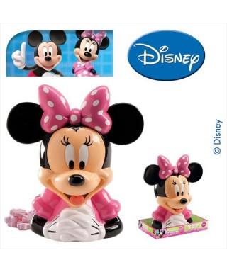 Mickey tirelire avec bonbon 19cm Disney