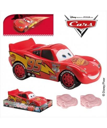Cars tirelire avec bonbon 19 cm Disney