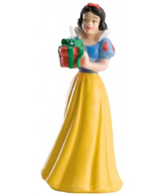Bougie 3D Blanche Neige Disney Princesse