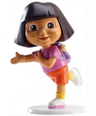 Figurine en PVC Dora l'exploratrice