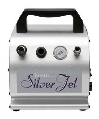 Aérographe compresseur Silver Jet Iwata