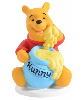 Figurine Winnie l'ourson 3D en Sucre Disney