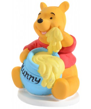 Figurine Winnie l'ourson 3D en Sucre Disney