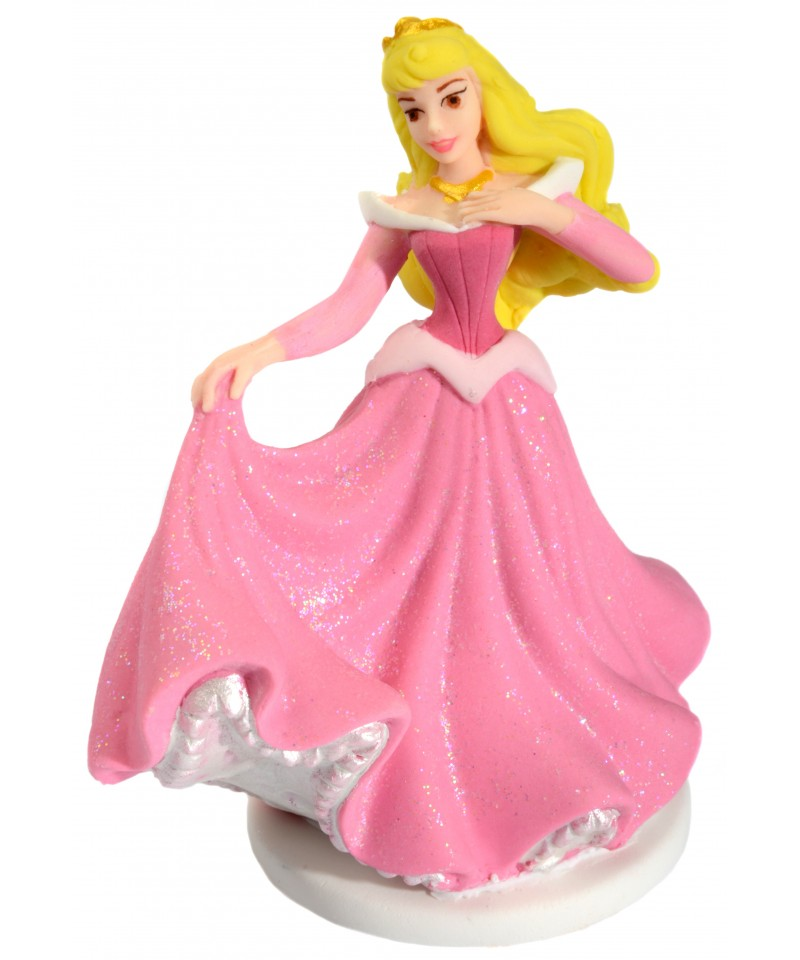 Figurine princesse aurore 3d en sucre disney - Aurore princesse disney ...