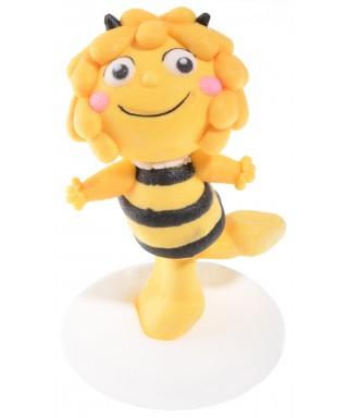 Maya l'abeille sur un pied 3D en Sucre