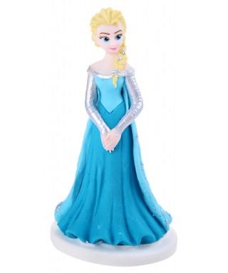 Figurine alimentaire Elsa la reine des neiges 3D Disney