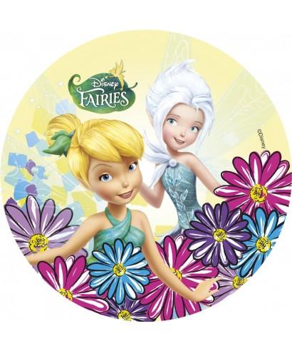 Disque Azyme Fée Clochette et Cristal Disney
