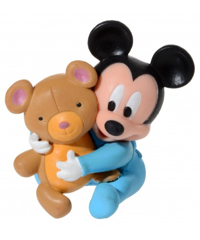 Kit bébé Mickey et son décor Disney