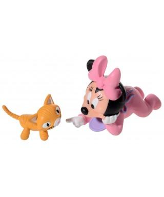 Kit bébé Minnie et son décor Disney