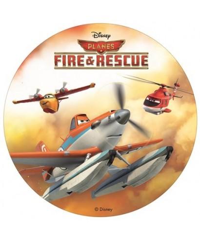 Disque en Azyme Planes 2 Disney