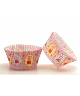 Caissettes Cupcake Peppa Pig