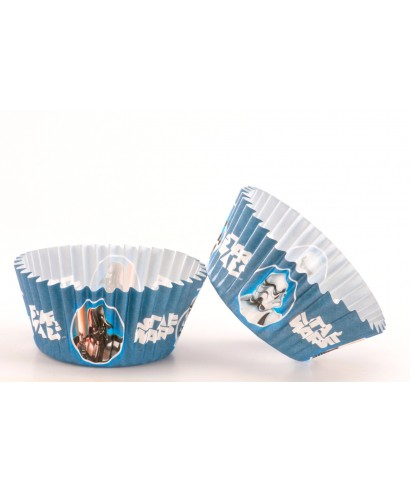 Caissettes Cupcake Star Wars