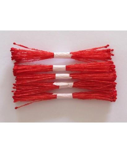 Étamines fine rouge set/250