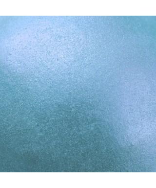 Soie alimentaire Bleu scintillant Rainbow Dust