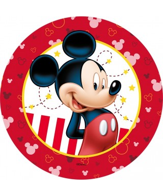 Disque Azyme Mickey Disney -1