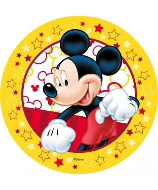 Disque Azyme Mickey Disney -2
