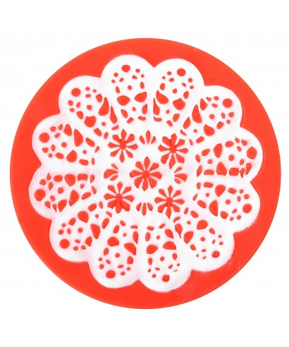 Tapis dentelle et isomalt Granada Sweet lace