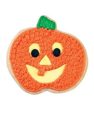 Emporte-Pièces Halloween chat, citrouille et fantôme set/3 Wilton