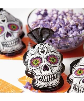 Sachets Surprise Halloween soirées de fête mortelles pcs/15 Wilton