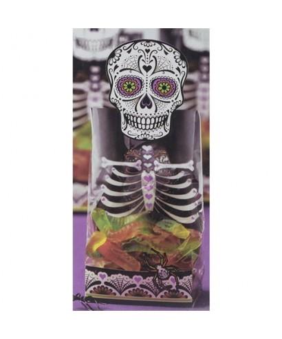 Sachets Surprise Halloween fête mortelles pcs/6 Wilton