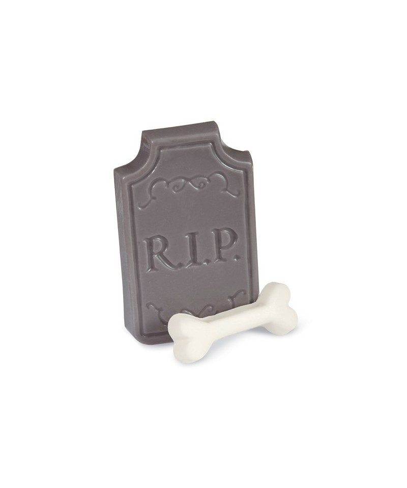Moule candy mold pierre tombale halloween wilton - Pierre tombale halloween ...