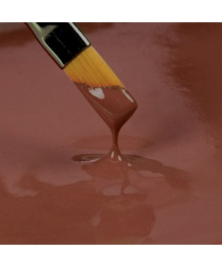 Peinture Marron 25ml Rainbow Dust