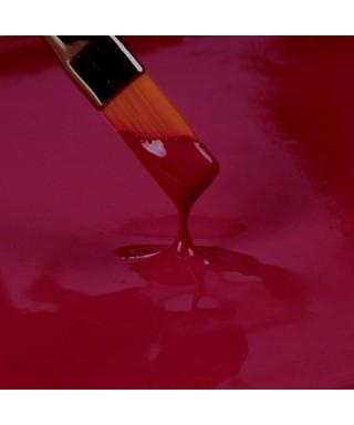 Peinture Bordeaux 25ml Rainbow Dust