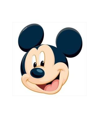 Tête de Mickey en azyme Disney