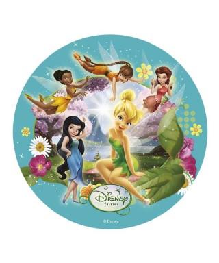 Disque Azyme Fée Clochette et ses amis Disney