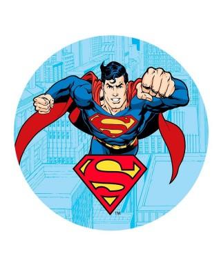 Disque azyme Superman Comics