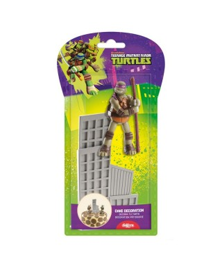 Kit Figurine Donatello 3D Tortues ninja