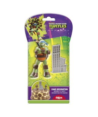 Kit Figurine Michelangelo 3D Tortues ninja