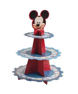 Présentoir à Cupcake tête de Mickey Disney