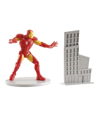 Grand Kit Figurine en PVC Iron Man Avengers