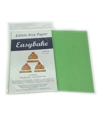 Wafer Paper Vert Culpitt