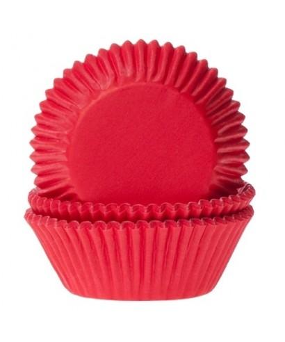 Caissette cupcake Red Velvet pk/50 HoM