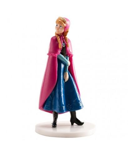 Figurine 3D en pvc Anna la reine des neiges Disney
