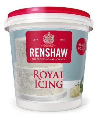 Glace royal prêt à l'emploi 400 g Renshaw