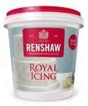 Glace royale prête à l'emploi 400 g Renshaw