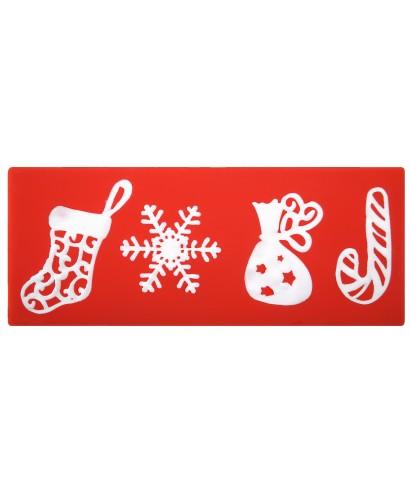 Tapis dentelle Noël 2.0 Sweet lace