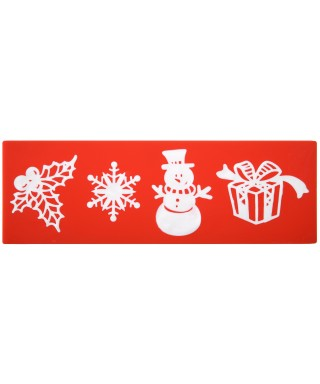 Tapis dentelle Noël 3.0 Sweet lace