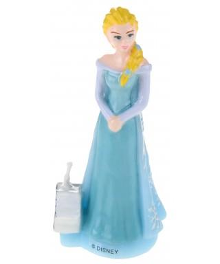 Bougie Elsa La reine des nesiges Disney