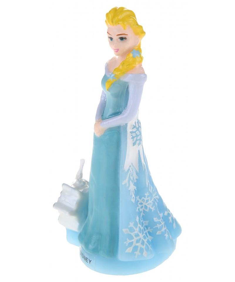 Bougie 3d elsa la reine des neiges disney - Disney reine des neige ...