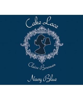 Dentelle alimentaire Bleu Marine 200 gr prête à l'emploi Cake Lace