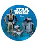 Disque azyme R2-D2, C-3PO et BB-8 Star Wars