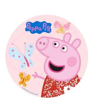 Disques en azyme Peppa pig