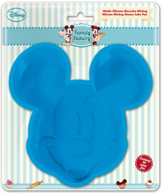 Moule silicone de cuisson tête de Mickey Disney