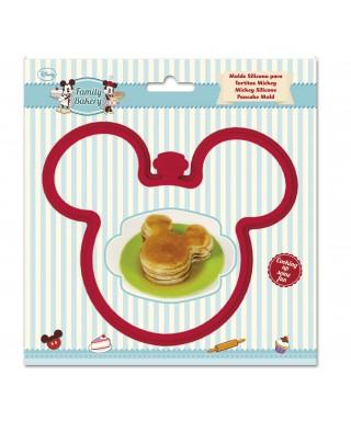 Emporte-pièce en silicone grande tête de Mickey Disney