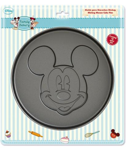 Moule de cuisson en métal Mickey Disney