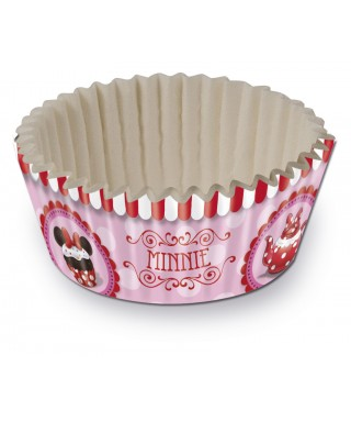 Caissettes à Cupcake Minnie set/60 Disney